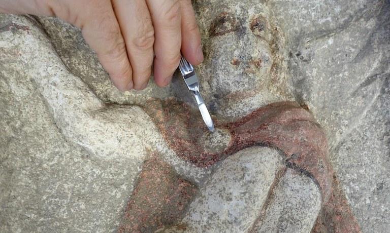 Mit seinen weit über 2000 bekannten römerzeitlichen Skulpturen, Inschrift- und Reliefsteinen ist Carnuntum einer der reichhaltigsten Fundplätze für diese Denkmälergattung in den nördlichen Provinzen des Römischen Reichs.