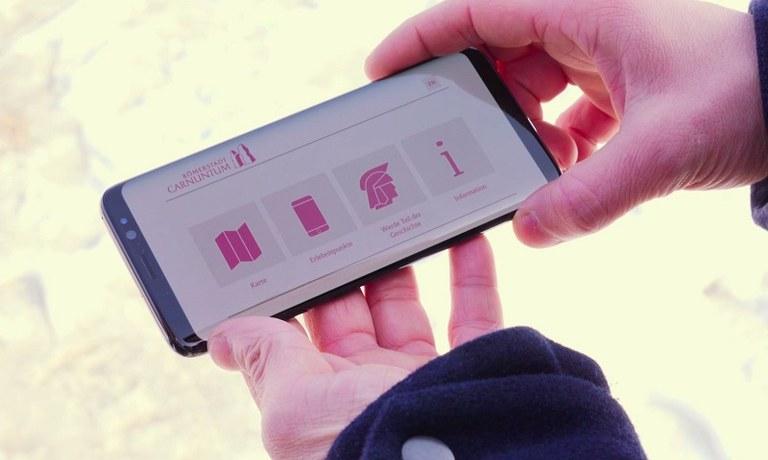 Die Römerstadt Carnuntum bekommt eine neue Smartphone App! Moe hat vorab einen Blick hinter die Kulissen der Programmierung geworfen.