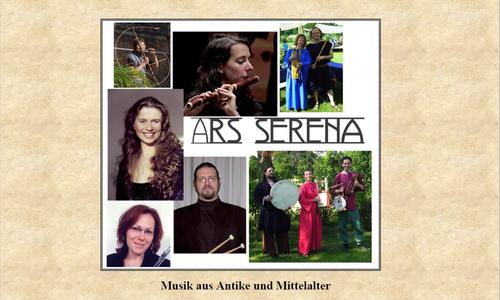 Weder Radio, Schallplatte noch CD – in der Antike musizierte, pfiff oder sang man sich ein Liedchen selbst. Das Ensemble Ars Serena erklärt die Musik der Antike.