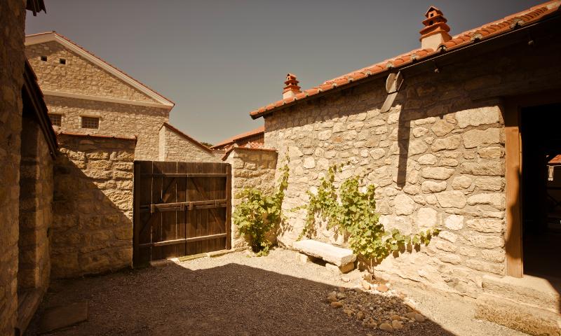 Rekonstruierte Römische Baukunst in Carnuntum