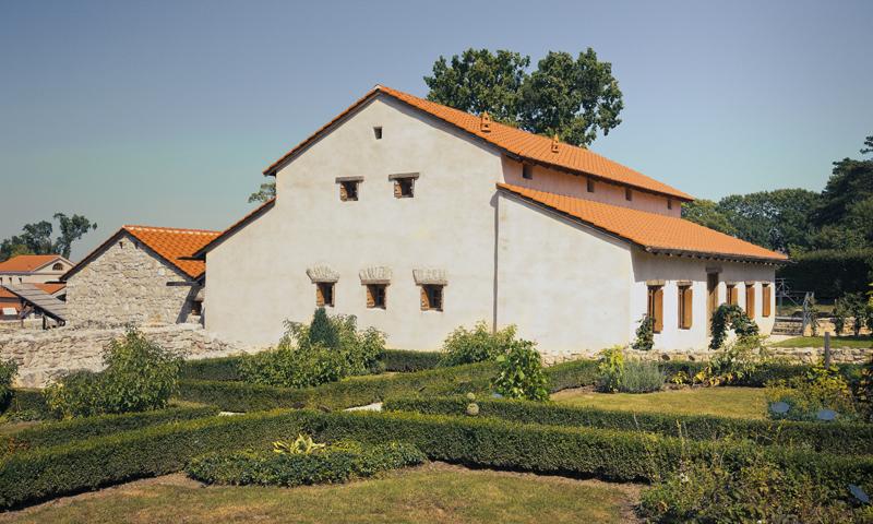 Während der Winterpause möchten wir die Häuser der Römerstadt genauer vorstellen. Den Anfang macht das Haus des Lucius.