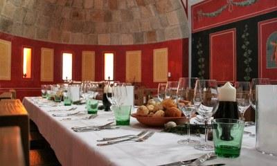 Ob Hochzeit, Geburtstag, oder Firmenevent. Das römische Flair ist der perfekte Rahmen für eine individuell geplante und professionell durchgeführte Feier.