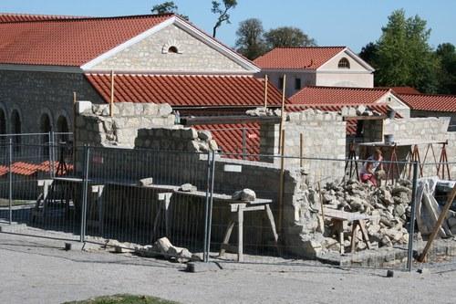 Aufbau Haus I