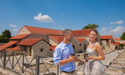 Are you an association, an organization, or a group of friends and want to experience the fascination of the Roman city of Carnuntum together? Take a look at our group program and find the offer that suits you!