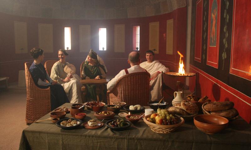 Im dritten Teil unserer Serie zur Ernährung in der Antike beschäftigen wir uns mit der Weinkultur im Römischen Reich.
