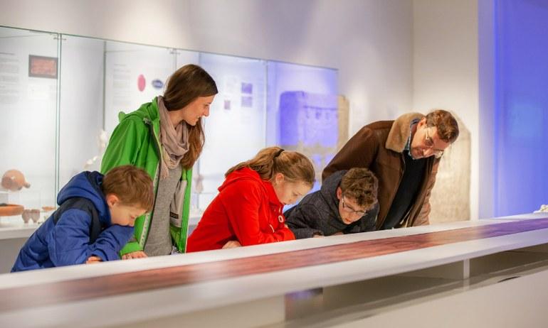 Ein Besuch im Museum Carnuntinum ist ein Erlebnis für die ganze Familie.