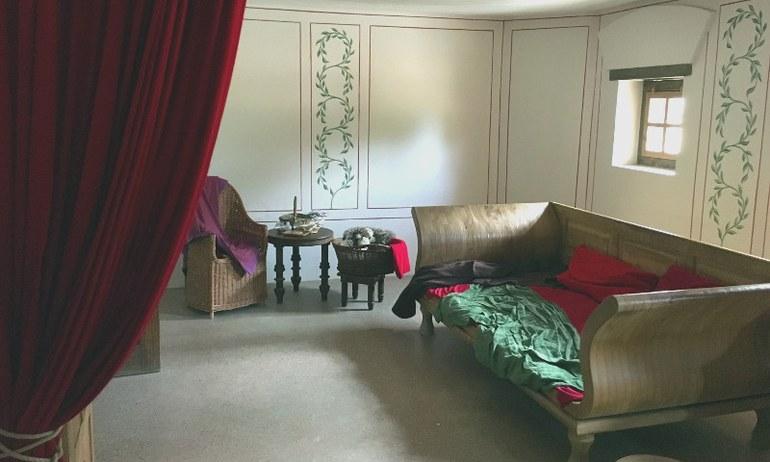 """Im Haus des Lucius war ein gewisser Luxus vorhanden, vielleicht das was man am Ehesten als """"Mittelschicht"""" bezeichnen würde."""