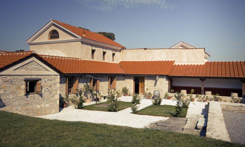 Während der Winterpause möchten wir die Häuser der Römerstadt genauer vorstellen. Diese Woche geht es in die villa urbana.