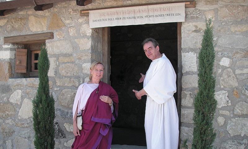 Ünnepelje velünk születésnapját a római városban, vagy lepje meg kedvesét, barátait egy rendkívüli eseménnyel. Egyedülálló nap a római városnegyedben.