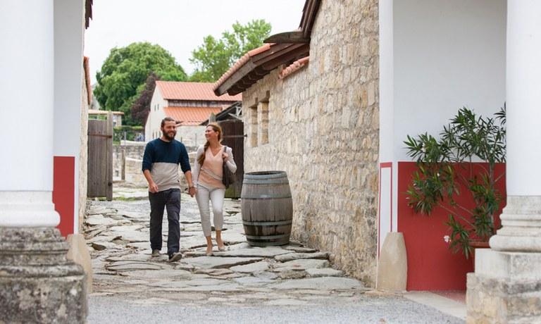 Každý utorok prebieha v Carnunte akcia Partnertag 1+1 gratis. Využite túto výhodu a navštívte nás vo dvojici za cenu 1 vstupného pre jedného z dvojice zadarmo.